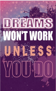 Dreams won't work