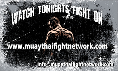 Muay Thai Fight Network CARD BACK