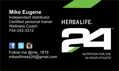 Herbalife card2a