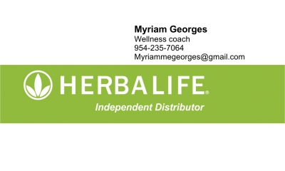 Herbalife card4a